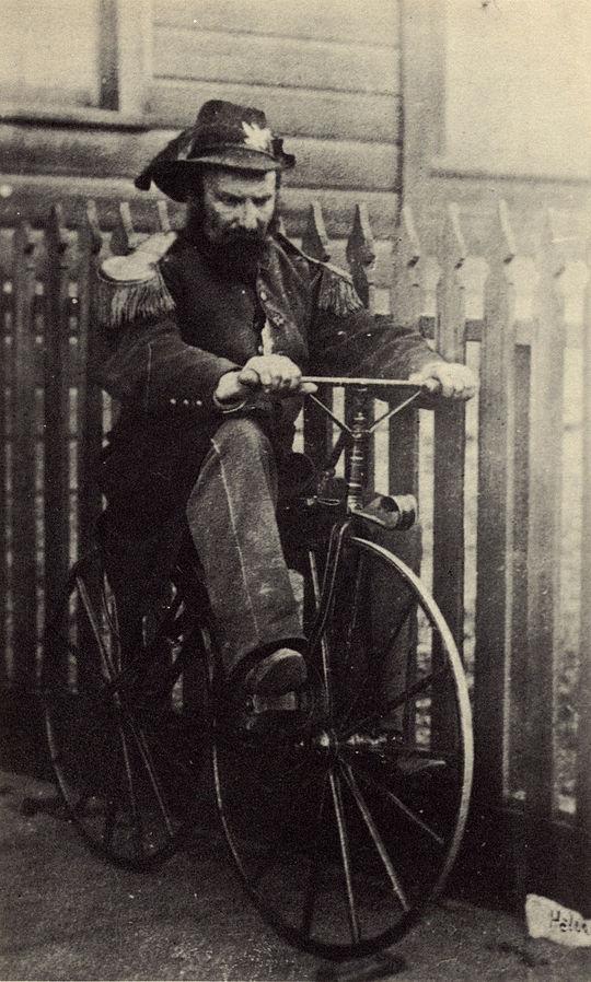 Joshua A. Norton, también conocido como el Emperador Norton I.