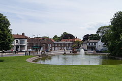 Norton Village Green - June 2012.JPG
