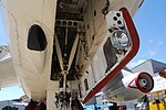 Nose Gear We, Douglas EKA-3B Skywarrior (6092121426).jpg