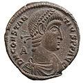 Nummus of Constantius II (YORYM 2014 395 59) obverse.jpg