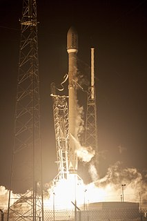 Falcon 9 Full Thrust Third major version of the SpaceX Falcon 9 orbital launch vehicle