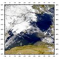 ORBIMAGEDust from Algeria Over Mediterranean.jpg