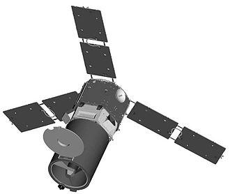 USA-231 - Illustration of the ORS-1 satellite