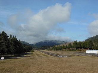 Oakridge, Oregon - Oakridge State Airport