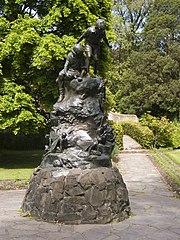 Wonderland Statue