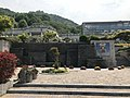 Observation deck and greenhouse in Innoshima Flower Center 2.jpg