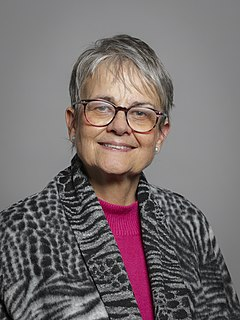 Margaret Ritchie, Baroness Ritchie of Downpatrick British politician