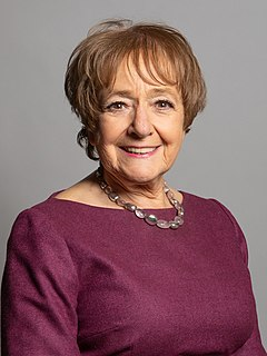 Margaret Hodge British Labour politician