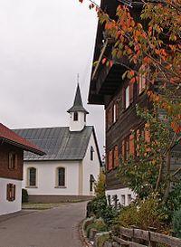 Ofterschwang - Hüttenberg - Kapelle v N 02.JPG