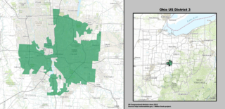 Ohios 3rd congressional district American political district