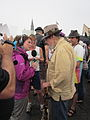 Oil Flood Protest Dr John interview 3.JPG