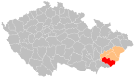Image illustrative de l'article District d'Uherské Hradiště