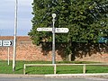 Old Village Signpost at Eastoft - geograph.org.uk - 60677.jpg