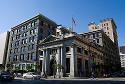 Old Bank District in Downtown Los Angeles