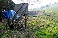 Old farm Machinery Notton - geograph.org.uk - 1209373.jpg