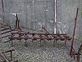 Old farm implement, Glenhordial (3) - geograph.org.uk - 1181031.jpg