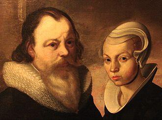 Ole Worm - Ole Worm and Dorothea Worm, née Fincke