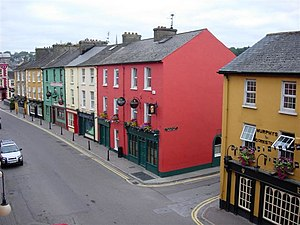 Bandon, County Cork - Oliver Plunkett Street