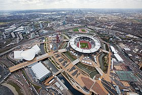 Image illustrative de l'article Parc olympique de Londres