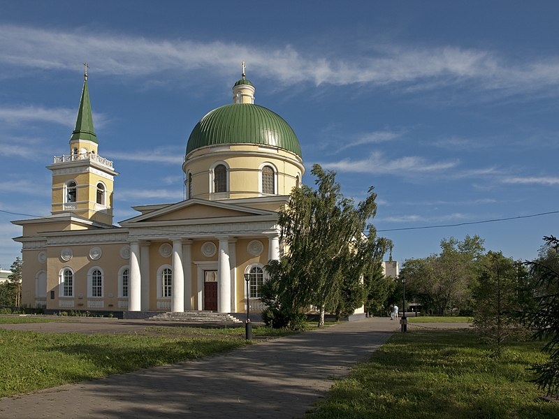 Omsk Nicholas Cossack Cathedral.jpg