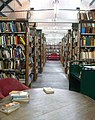 One of the aisles in Barter Books, Alnwick - geograph.org.uk - 1320525.jpg
