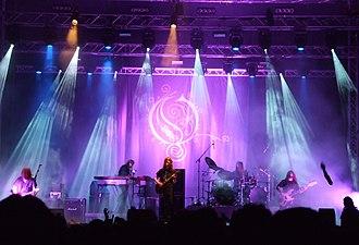 Opeth - Opeth at Kavarna Rock Fest 2011