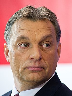 Hungarian parliamentary election, 2014 - Image: Orban Viktor 2011 01 07
