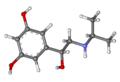 Orciprenaline ball-and-stick.png