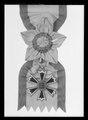 Ordenstecken, 1 klass (kommendör med stora korset) av koreanska orden De åtta elementen - Livrustkammaren - 69993.tif
