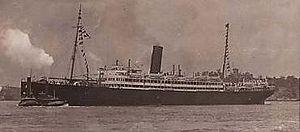 SS Orduña - Image: Orduna