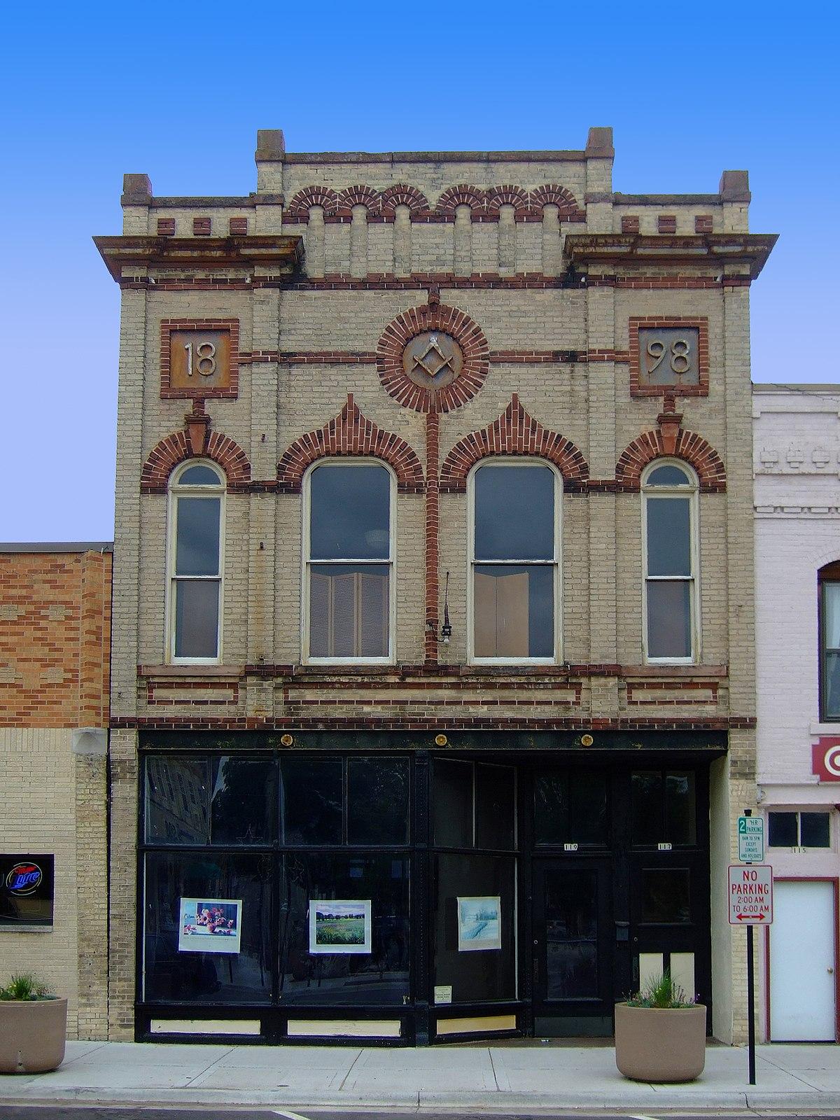 New Design In Historic Building
