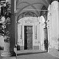 Orselina Beschilderde deur van bedevaartskerk Madonna del Sasso, Bestanddeelnr 254-4874.jpg