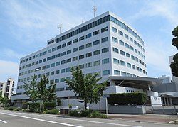 Osaka port governmental building 20200809.jpg