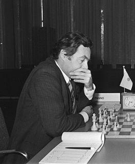 Oscar Panno Argentine chess grandmaster