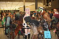 Otakuthon 2014- Super Sonico's getting ganged on by the orcs (15026567621).jpg