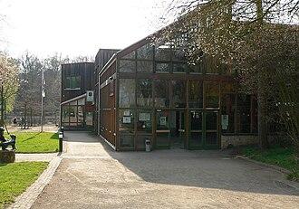Hankensbüttel Otter Centre - Entrance