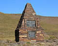 Otto du Plessis pass monument.jpg