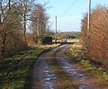 Overhall Farm track - geograph.org.uk - 653659.jpg
