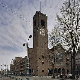 Beurs Van Berlage Wikipedia