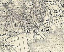 pákozd térkép Pákozd – Wikipédia pákozd térkép