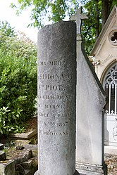 Tomb of Simonnot