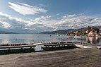 Pörtschach Johannes-Brahms-Promenade My Lake`s Wörther See-Blick 05112017 1916.jpg