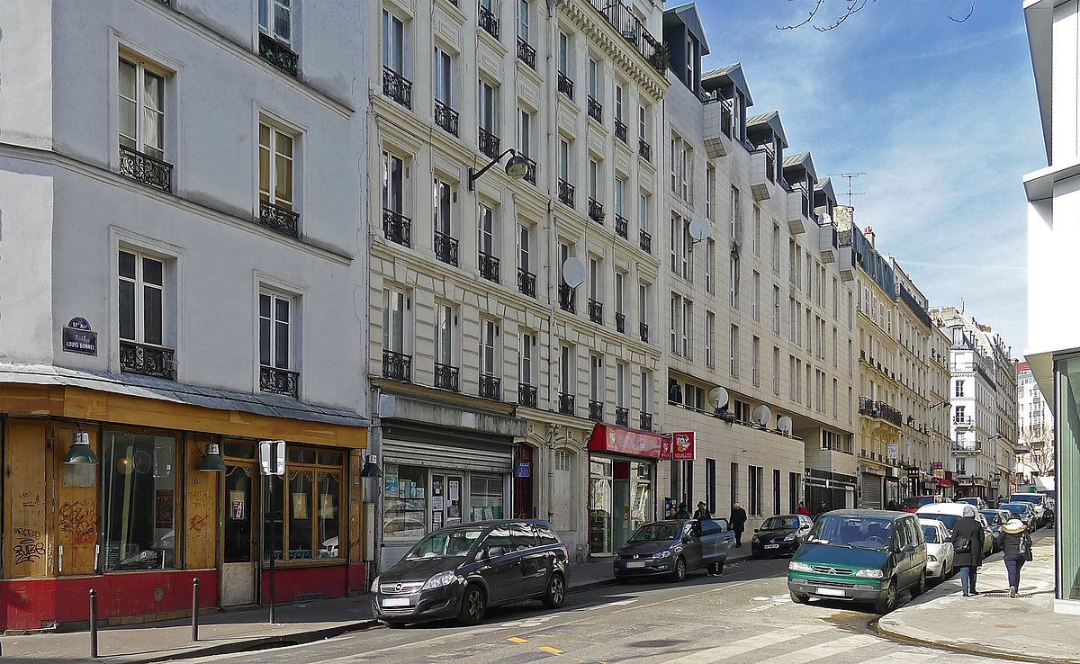 Rue De L H Ef Bf Bdtel De Ville Aizenay
