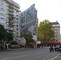 P1330644 Paris XI rue de Charonne av Ledru-Rollin encours.jpg