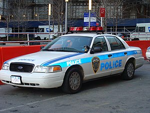 English: An NY/NJ Port Authority Police Depart...
