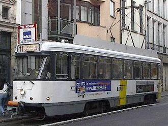 Антверпенский трамвай