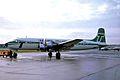 PH-TRC DC-6B Transavia Holland LPL 21DEC67 (5575540732).jpg