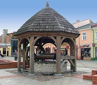 Chełm - Łuczkowski Square