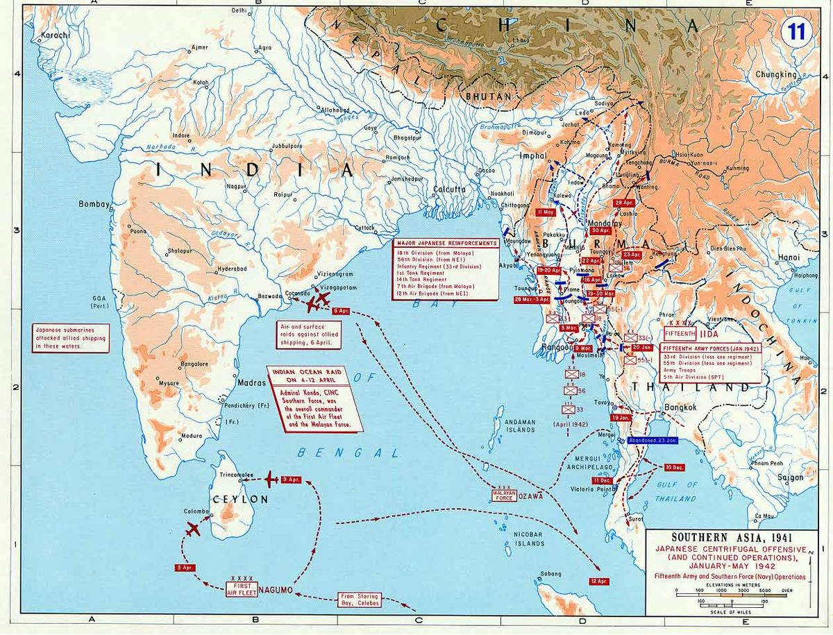 Angrebet I Det Indiske Ocean Wikipedia Den Frie Encyklopaedi