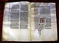 Padova, biblia sacra con glosse, 1283-85, pluteo 1 dx 6, 01.jpg
